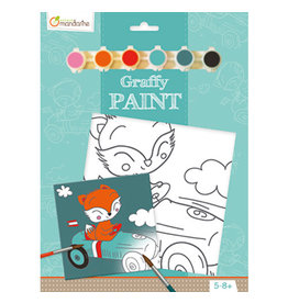 Lamarche Graffy Paint - Pilote