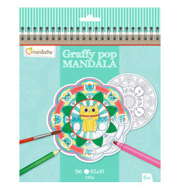 Lamarche Graffy Pop Mandala - Animaux