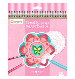 Lamarche Graffy Pop Mandala - Fille