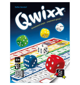 Gigamic Qwixx (FR)