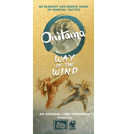 Arcane Wonders Onitama - Way of the Wind (EN)