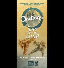 Arcane Wonders Onitama - Way of the Wind (EN)
