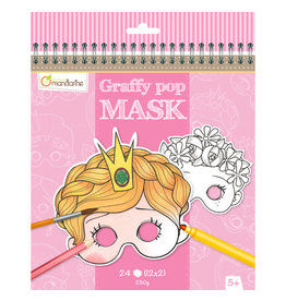 Lamarche Graffy Pop Masque - Filles