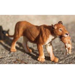 Papo Lionne avec lionceau