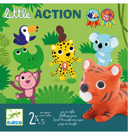 Djeco Little Action (FR/EN)
