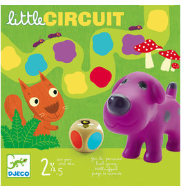 Djeco Little Circuit (FR/EN)