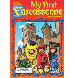 Z-man games My First Carcassonne (EN)
