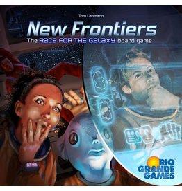 New Frontiers (EN) LOCATION 5-jours