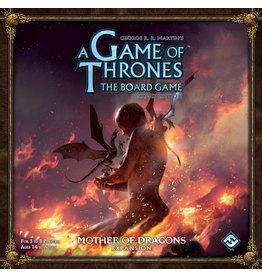 Fantasy Flight Games Game of Thrones 2nd Ed – Mother of Dragons (EN)