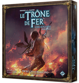 Fantasy Flight Games Le Trone De Fer 2e - Mère des Dragons