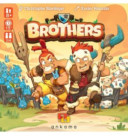 Ankama Brothers (FR/EN)