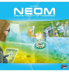 Lookout games Neom - Create the City of Tomorrow