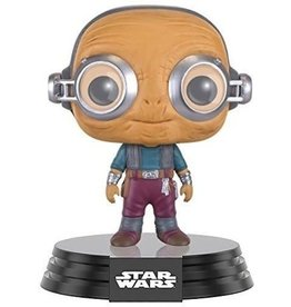 FUNKO POP STAR WARS 7 MAZ KANATA