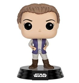 FUNKO POP STAR WARS GENERAL LEIA