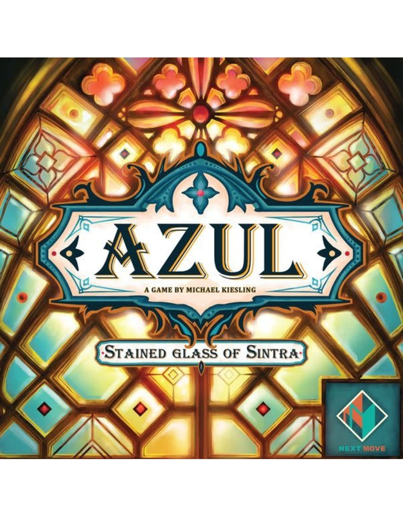 Next Move games Azul - Stained Glass of Sintra (EN/FR)