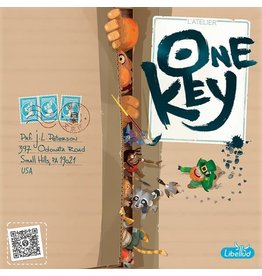 Libellud One Key (FR/EN)