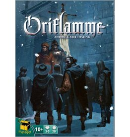 Matagot jeu board game Oriflamme (FR) PRECOMMANDE