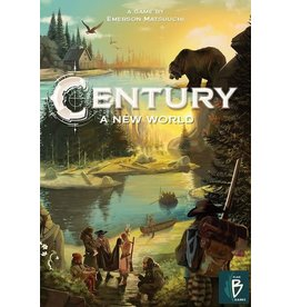 Plan B games Century A New World (FR/EN)