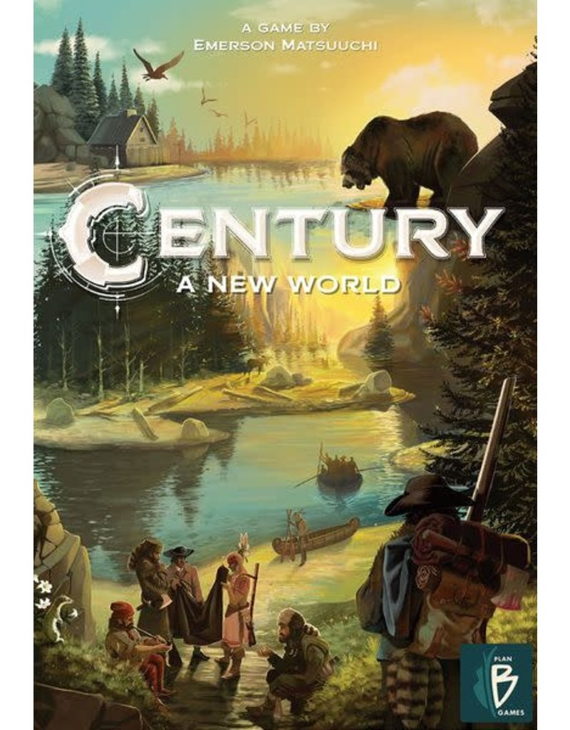 Plan B games Century A New World (FR/EN)
