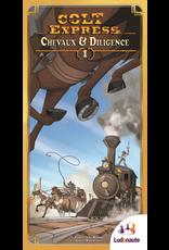 Ludonaute Colt Express: ext. 1 Chevaux et Diligence (FR)