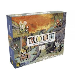 Matagot jeu board game Root + extension (FR)