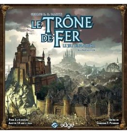 Fantasy Flight Games Le Trône de fer 2eme Édition (FR)