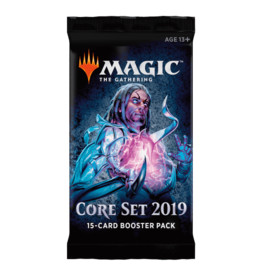 Wizards of the Coast MTG Core 2019 Booster pack (EN)