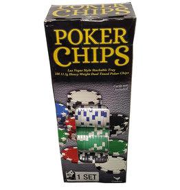 Cardinal games Jetons de Poker 100 pcs