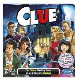 Hasbro Clue (FR/EN)