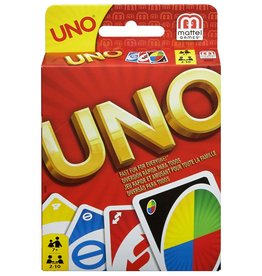 Mattel Uno (FR/EN)