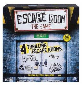 Spin Master Escape Room the Game (EN)
