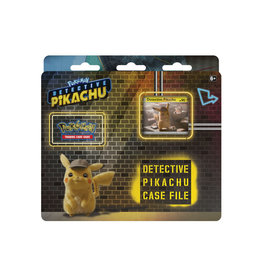 Wizards of the Coast Pokemon Detective Pikachu case file (EN)