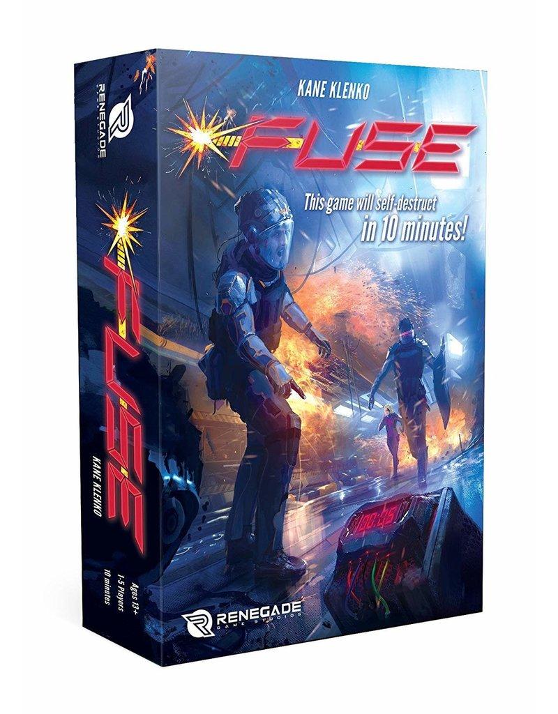 Renegade Game Studios Fuse (EN)