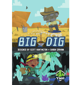 Tasty Minstrel Games (TMG) Big Dig (EN)