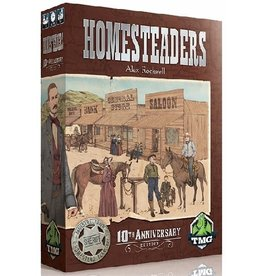 Tasty Minstrel Games (TMG) Homesteaders 10th (EN) PRÉCOMMANDE