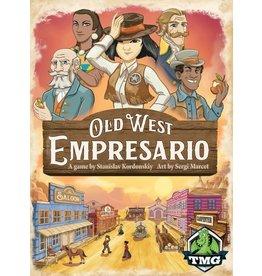 Tasty Minstrel Games (TMG) Old West Empresario (EN) PRÉCOMMANDE