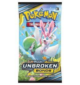 Wizards of the Coast Pokemon Unbroken Bonds booster (EN)
