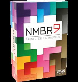 Z-man games NMBR9 (FR) PRECOMMANDE