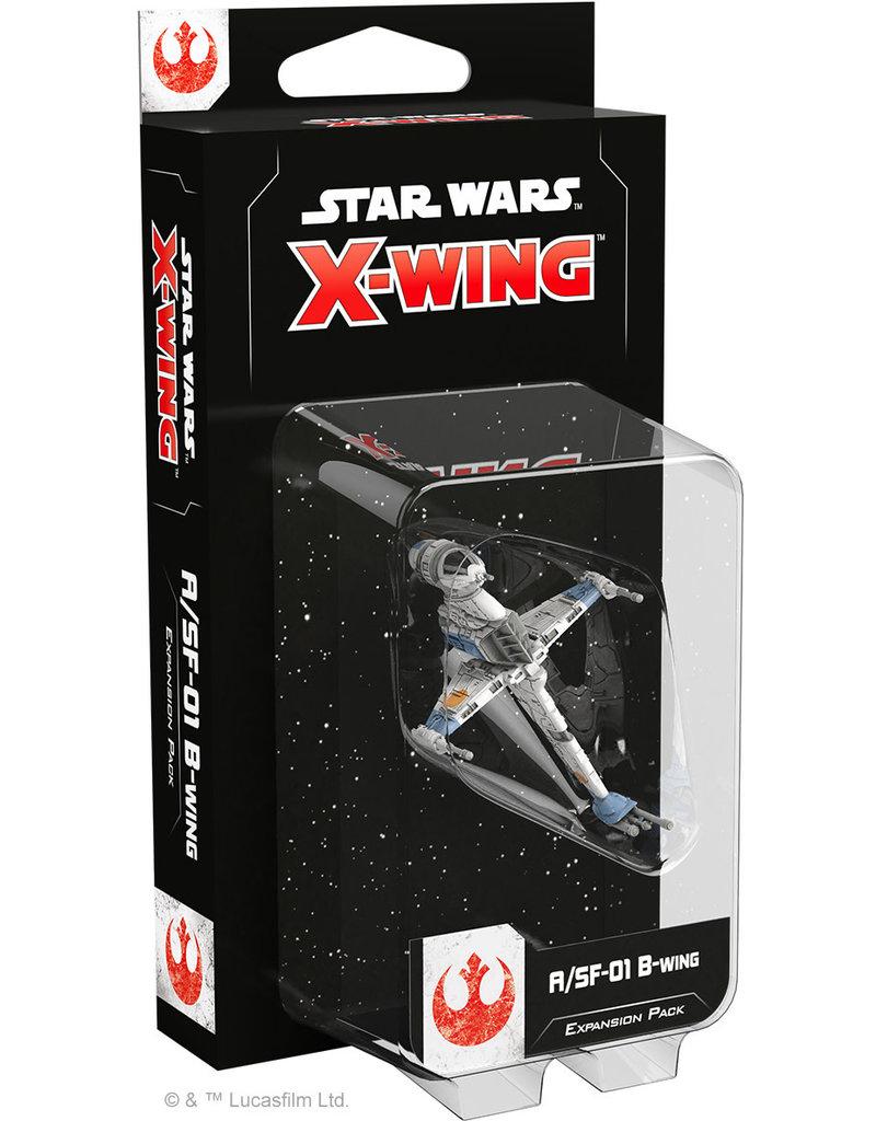 Fantasy Flight Games X-Wing 2nd: A/SF-01 B-Wing (EN)