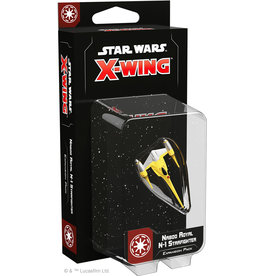 Fantasy Flight Games X-Wing 2nd: Naboo Royal N-1 Starfighter