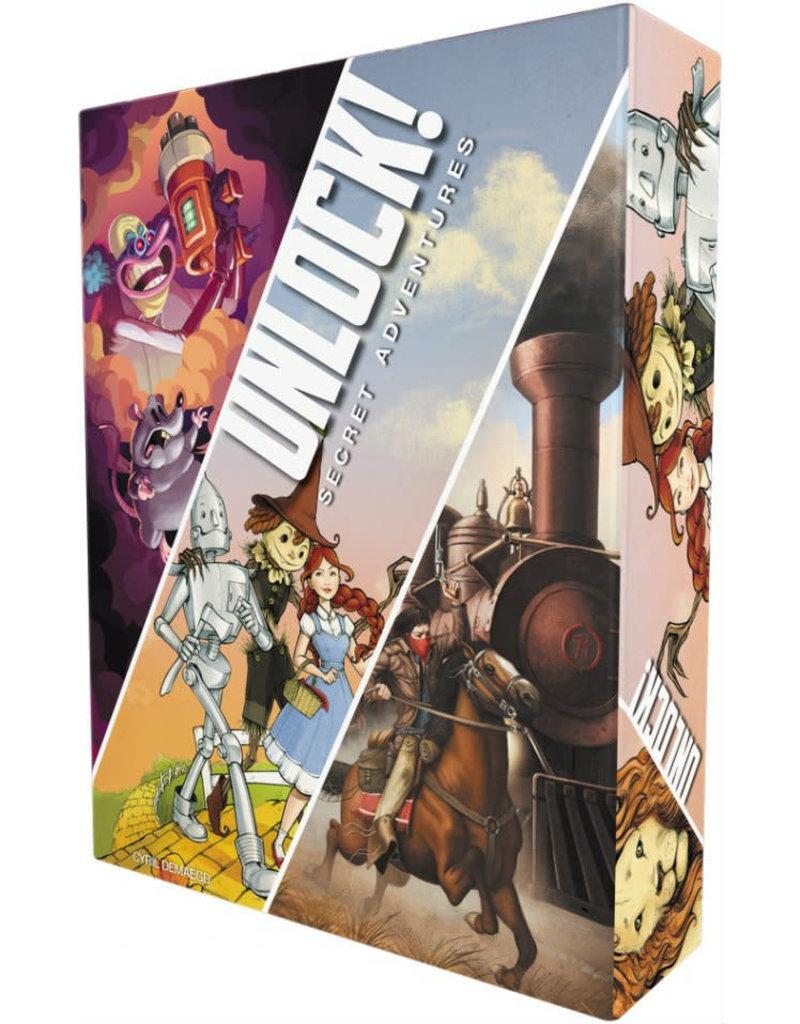 unlock 3 secret adventures fr boutique soci t jeux