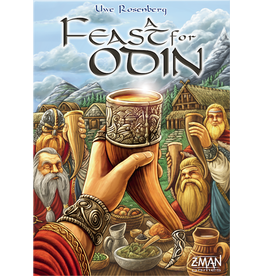Z-man games A Feast for Odin (EN)