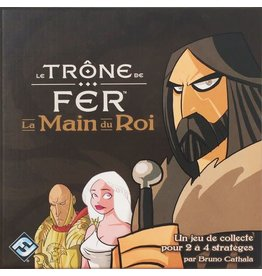 Fantasy Flight Games Trone de Fer - La Main du Roi (FR)