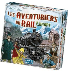 Days of Wonder Aventuriers du Rail - Europe (FR)