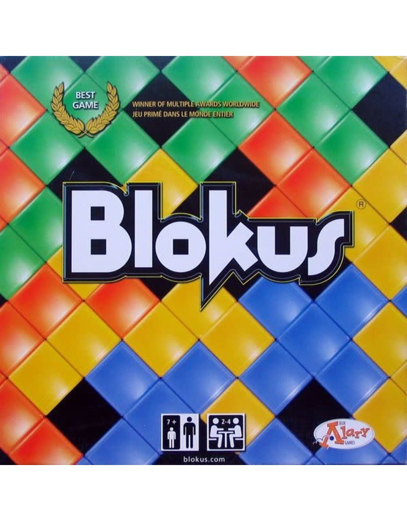 Mattel Blokus (FR/EN) LOCATION 5-jours