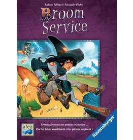 Ravensburger Broom Service (FR/EN) LOCATION 5-jours