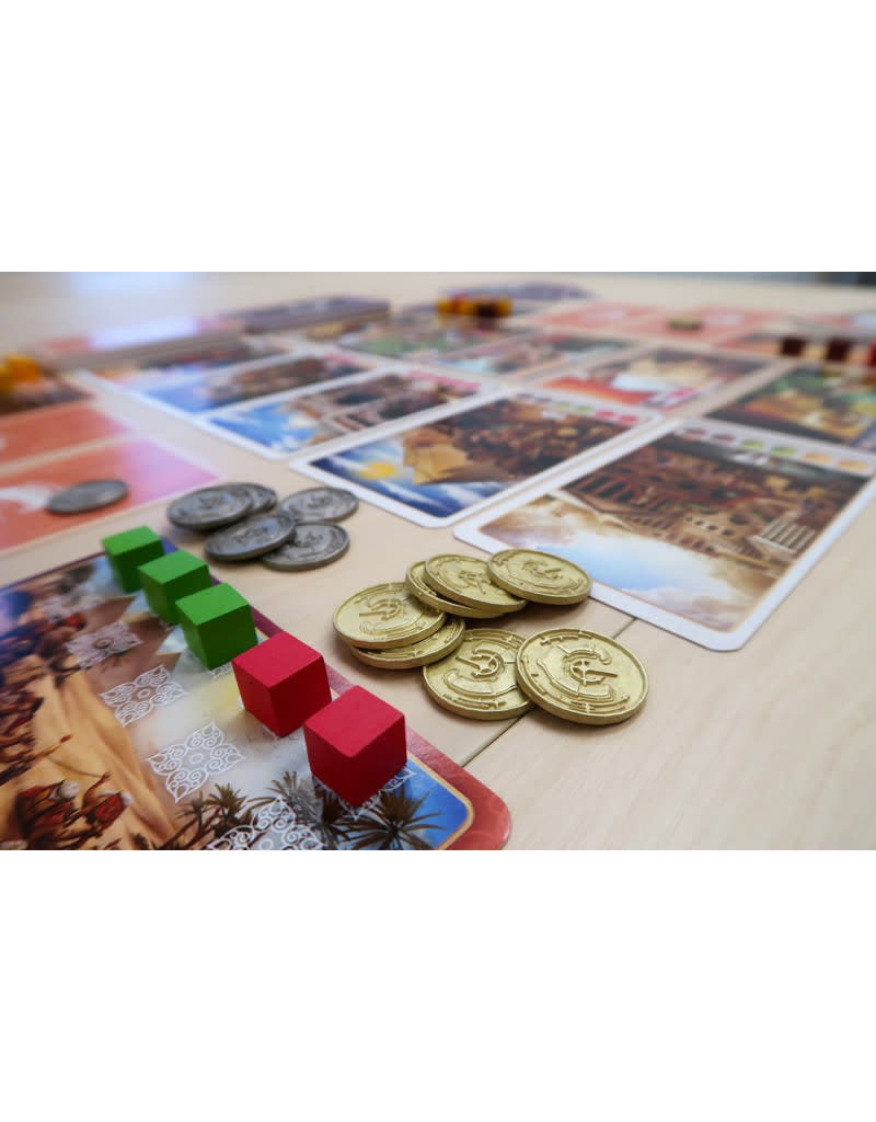 Plan B games Century: Spice Road (FR) LOCATION