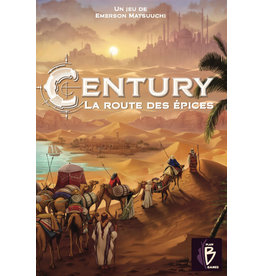 Plan B games Century: Spice Road (FR/EN)