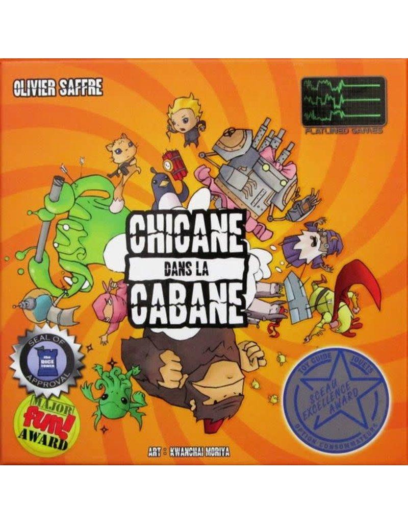 Flatlined games Chicane cabane (FR/EN) LOCATION 5-jours