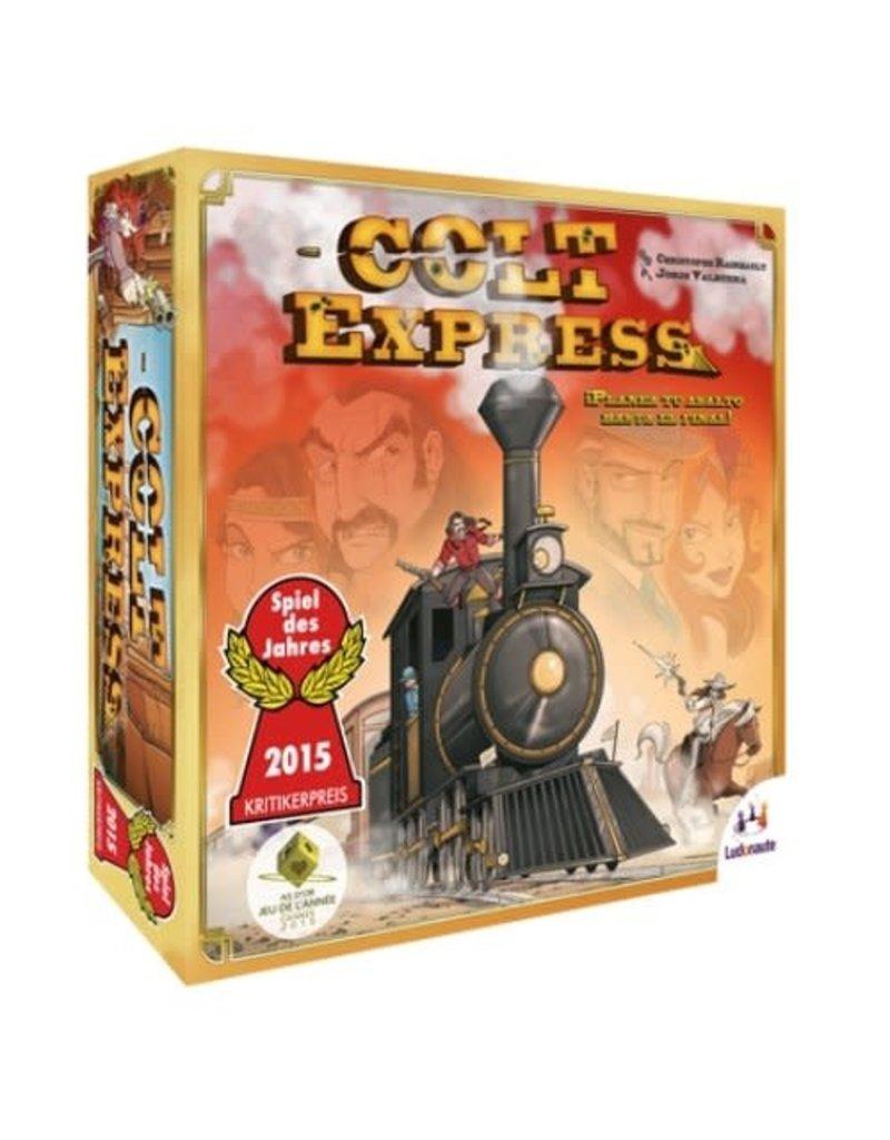 Ludonaute Colt Express (FR) LOCATION